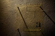 塗り壁のサイン