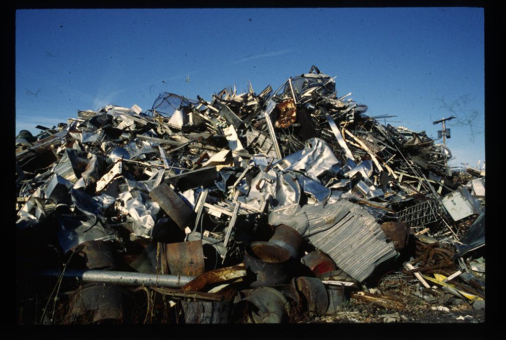 scrap-yard