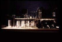 グリッドフレームシステムというパーツを開発し、住宅を建てる構想で設計