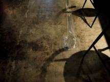 コンクリート床のムラ仕上げ